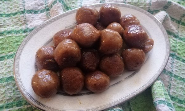 Pflaumenknoedel – Gnocchi di prugne