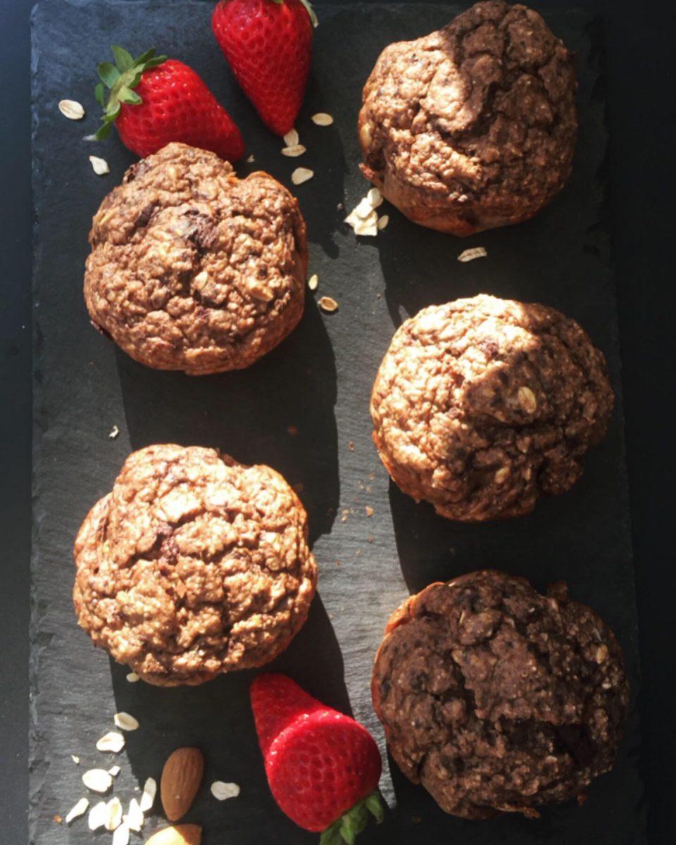 muffin proteici per la colazione