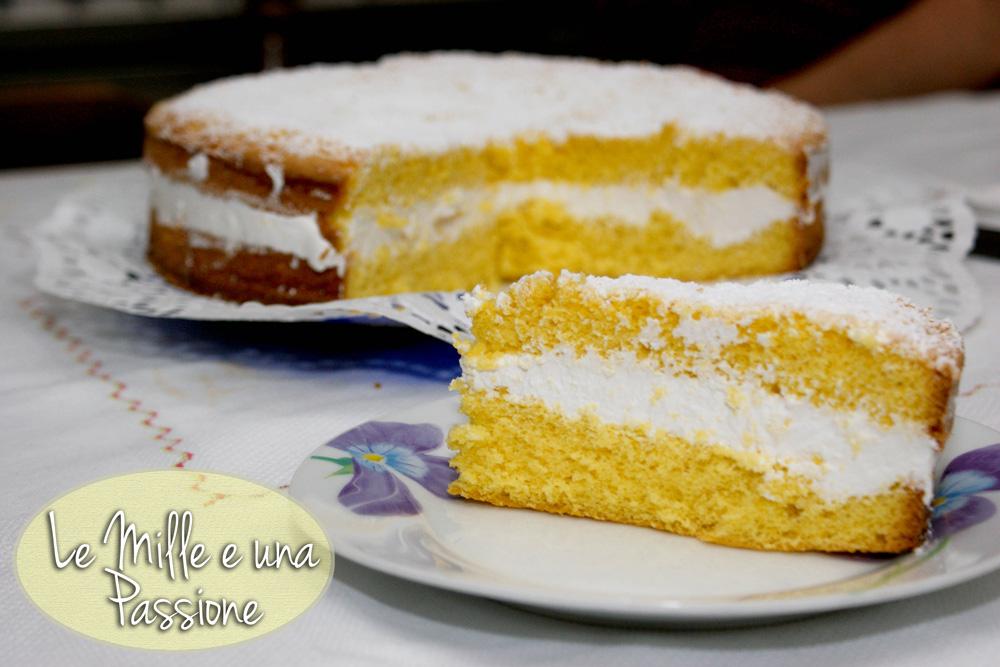 torta paradiso farcita