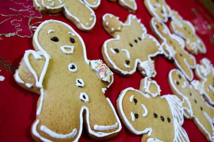 biscotti pan di zenzero / gingerbread