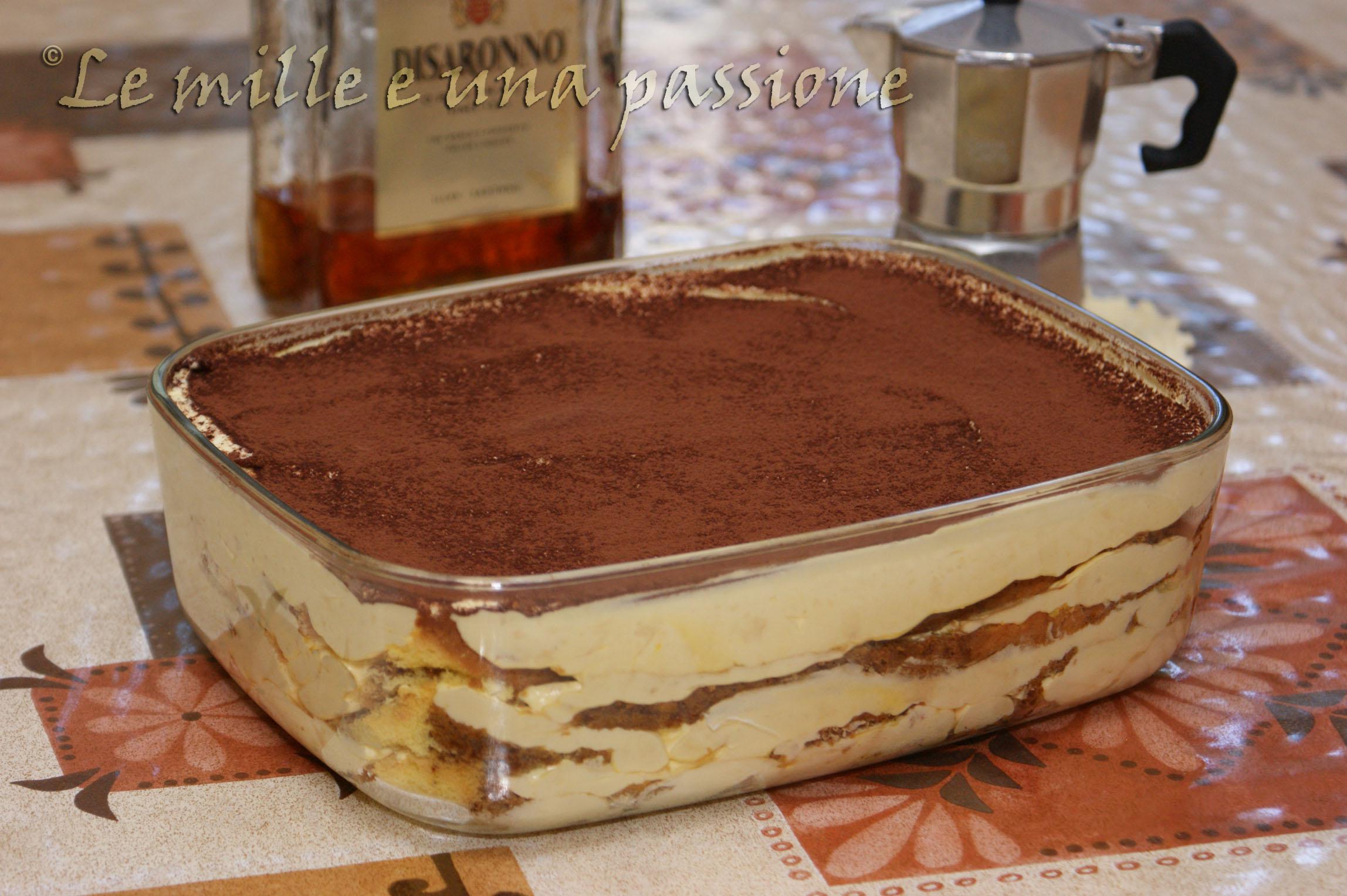 Вкусный тирамису рецепт с фото