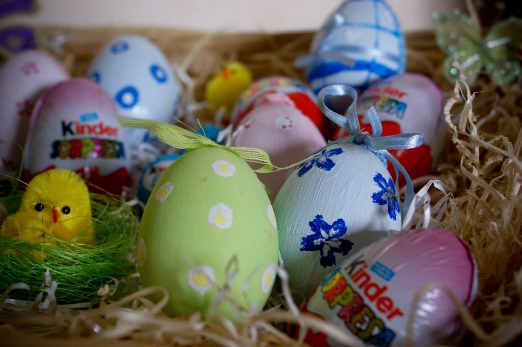 Decorare le uova