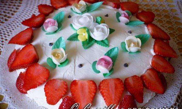 La mia torta di compleanno