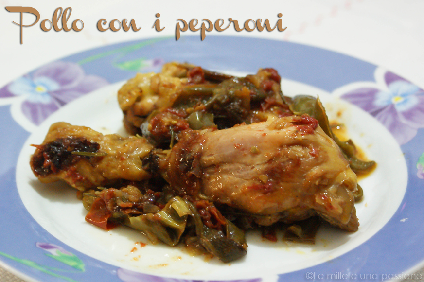 pollo con i peperoni per quanti modi di fare e rifare