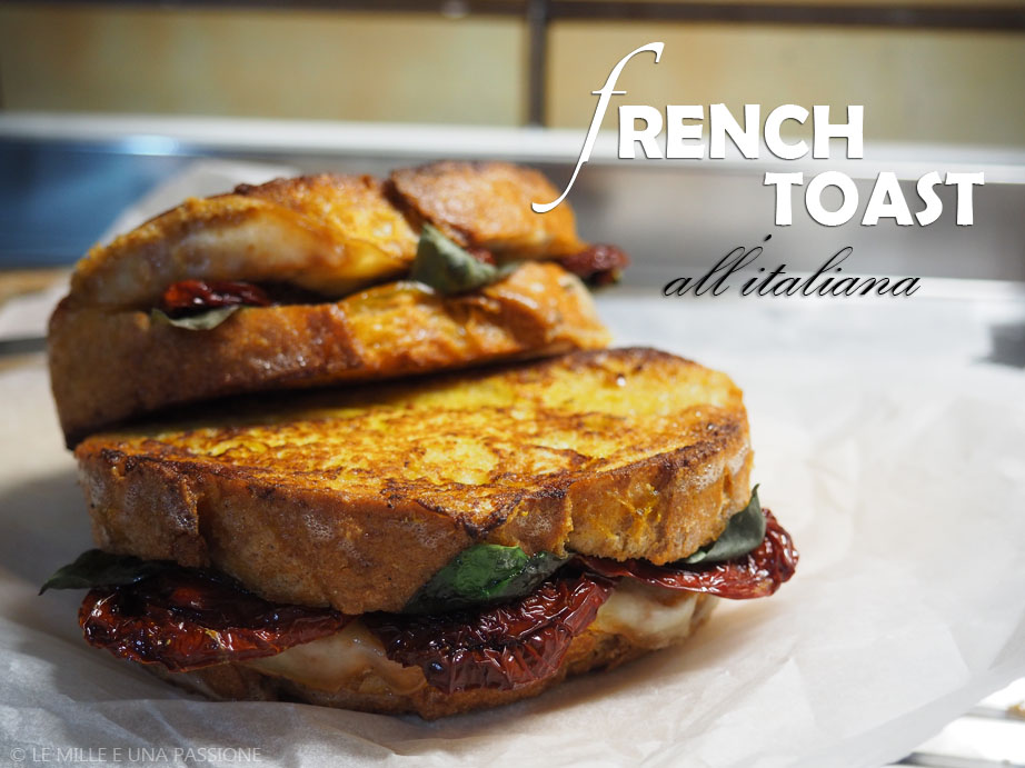 French toast all'italiana