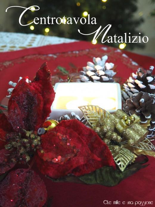 Centrotavola Matrimonio Natalizio : Centrotavola fai da te matrimonio comunione cotto e