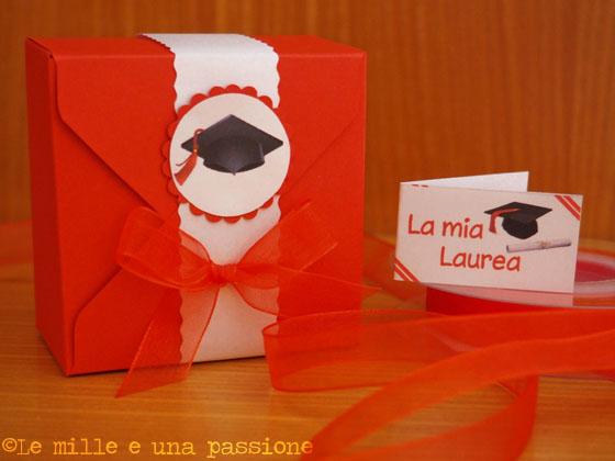 Scatoline per confezionare doni