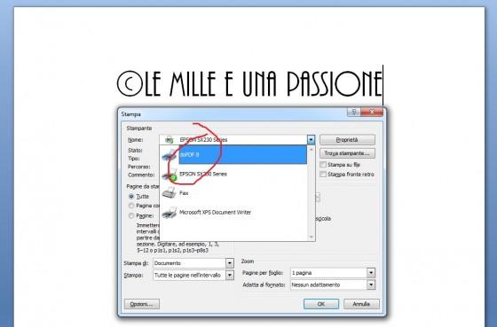 Convertire un documento in PDF