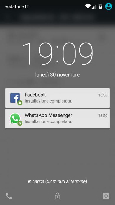Errore Android [RPC:S-5:AEC-0] su qualsiasi applicazione
