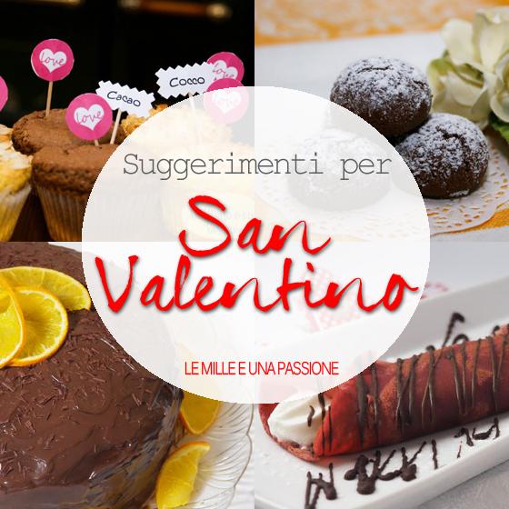 Didascalia con quattro immagini per suggerimenti di San valentino