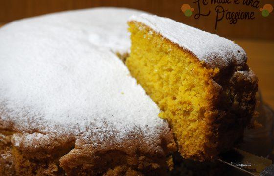 Torta al miele e vaniglia
