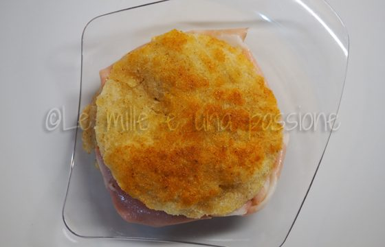 Pane fritto in monoporzione