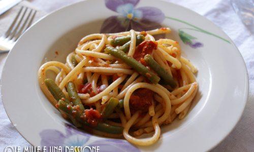 Pasta con i fagiolini