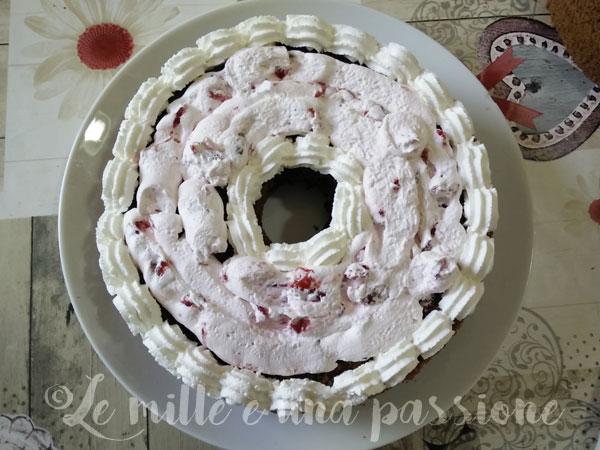 Come fare la chiffon cake naked