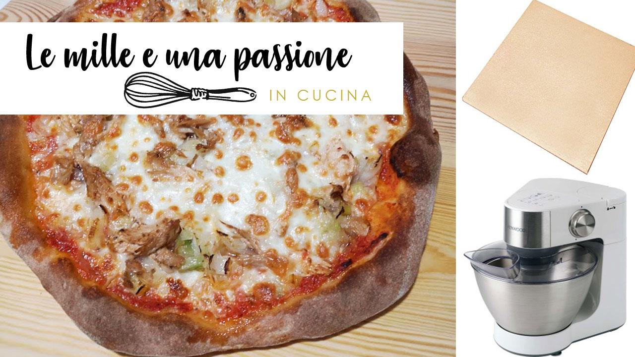 Ricetta Impasto Pizza Napoletana Planetaria.Ricetta Pizza Con L Impastatrice Le Mille E Una Passione