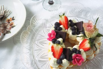 Cream tart forma di cuore