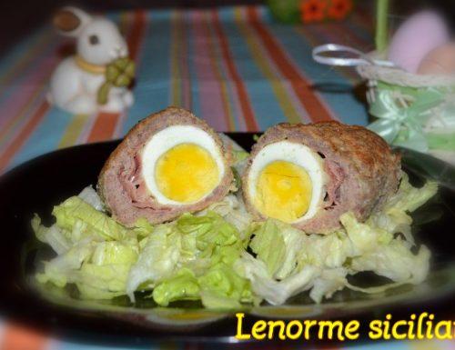 Polpettone ripieno..la sorpresa è l'uovo!