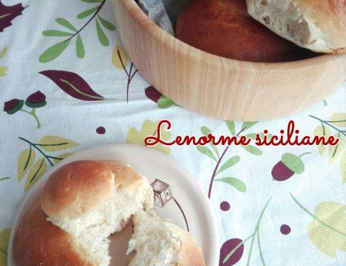 Brioches con il tuppo, ricetta siciliana