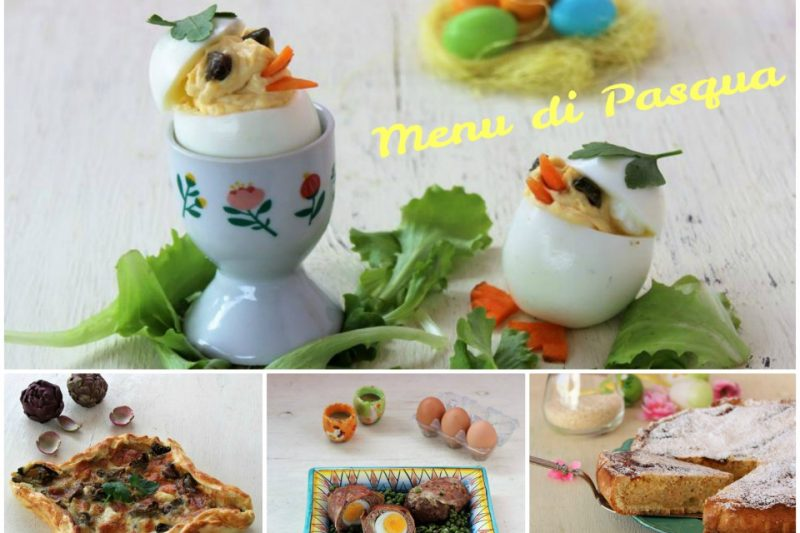 Il menu di Pasqua