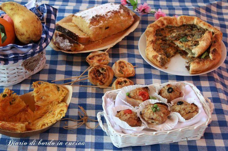 Picnic di Pasquetta cinque ricette semplici e veloci