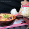 Pasta e cavolfiore mollicata con peperoni cruschi