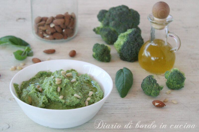 Pesto di broccoli