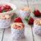 Muffin allo yogurt con fragole