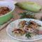 Involtini di pollo con zucchine,provola e cotto