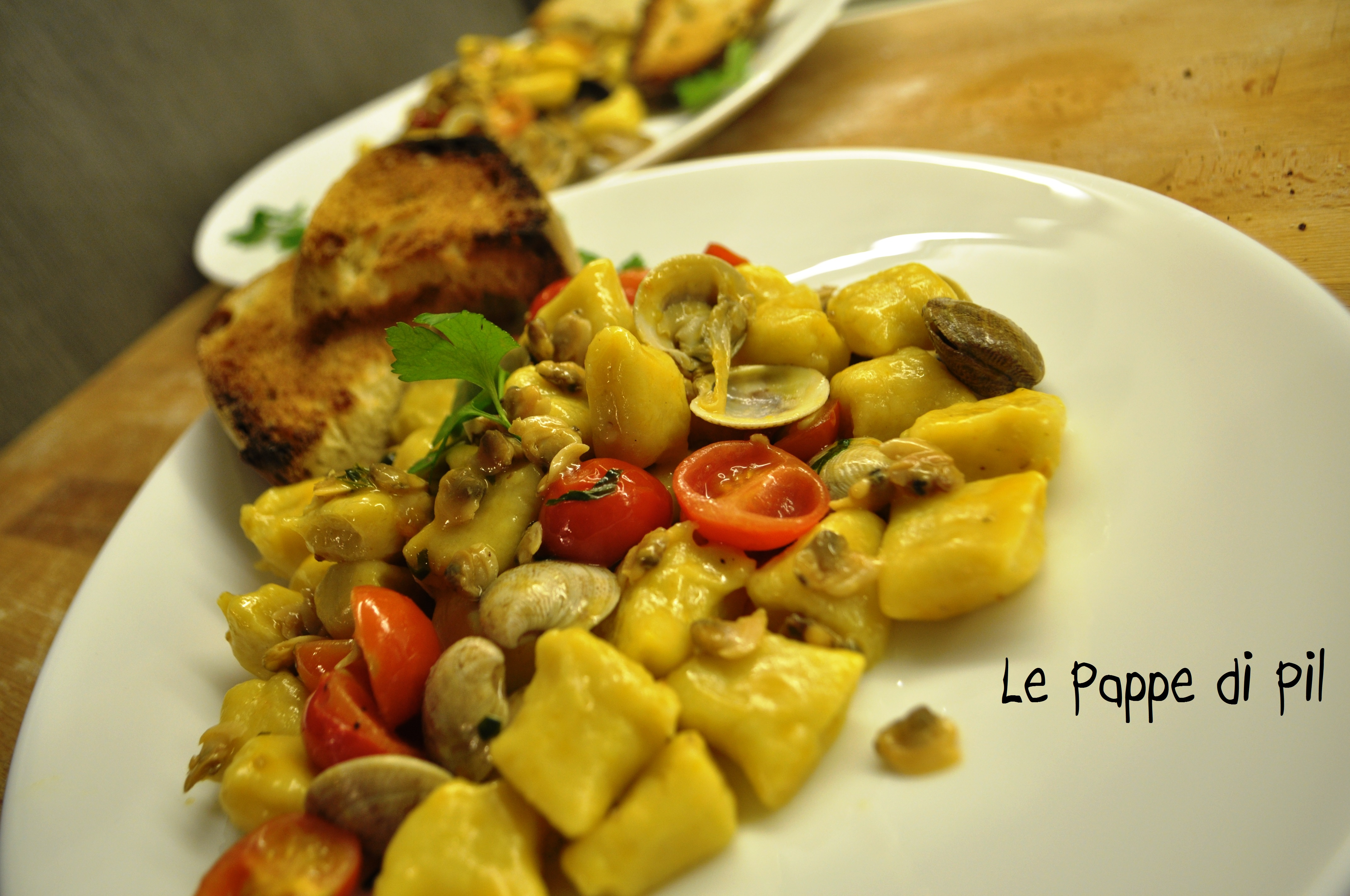 ricette come cucinare le vongole sgusciate e surgelate - le ... - Come Cucinare Le Vongole Surgelate