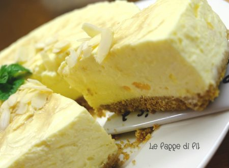 MANGO CHEESE CAKE SENZA COTTURA