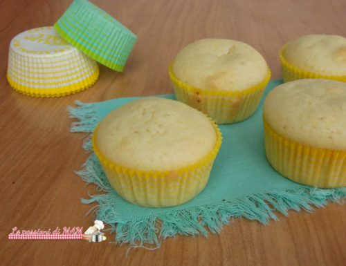 Muffin all'acqua