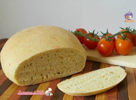 Pane pugliese con lievito madre