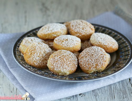 Biscotti di frolla all'olio, ricetta senza burro