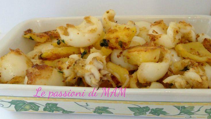 Ricette con le seppie e patate