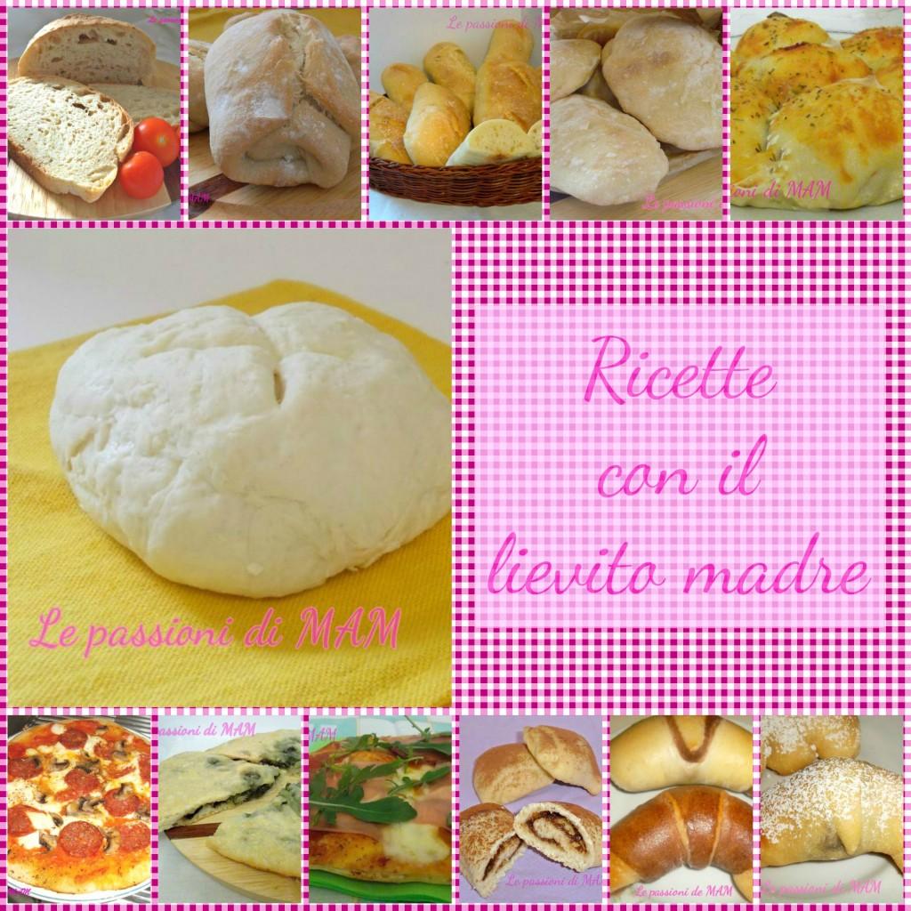 ricette con il lievito madre ricettario gratuito in pdf