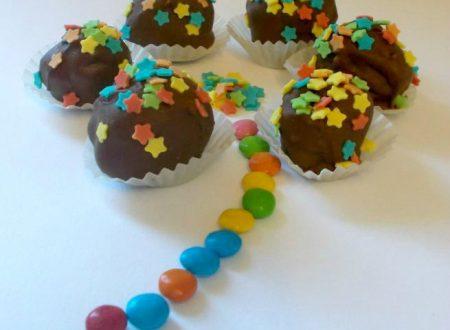 Cioccolatini di muffin e nutella
