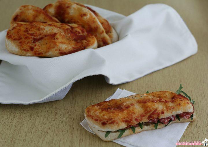 Sfilatini di pizza | Le passioni di MAM