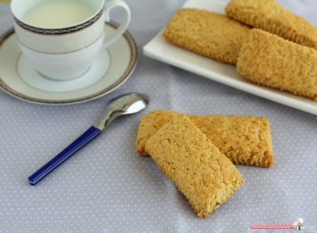Le pastarelle, biscotti per il latte