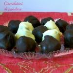 cioccolatini di pandoro