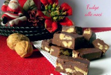 Fudge alle noci