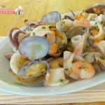 insalata di mare con vongole