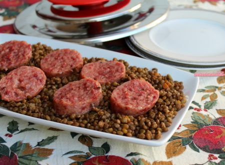 Cotechino e lenticchie con magic Cooker