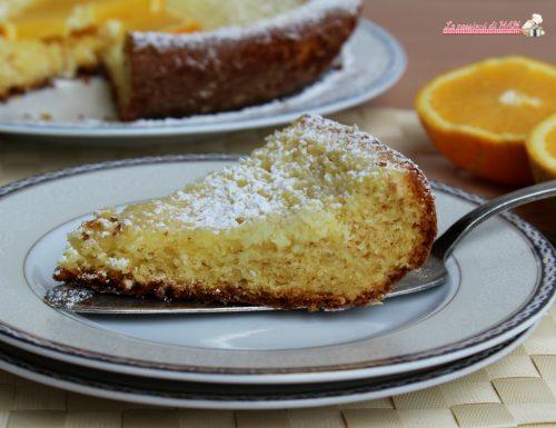 Torta all'arancia con Magic Cooker