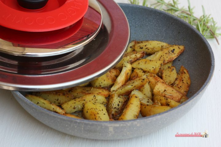 patate con magic cooker