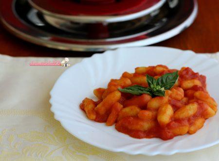Gnocchi al pomodoro con Magic Cooker