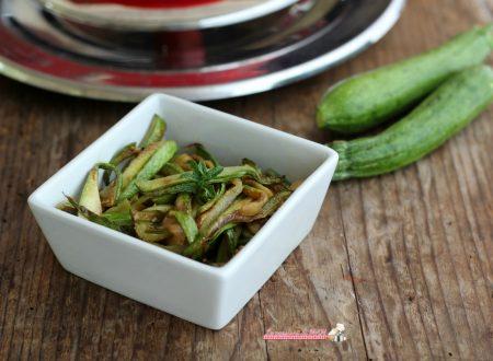 Zucchine alla scapece nel Magic Cooker