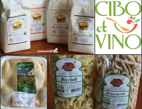 Collaborazione con Cibo et vino Shop