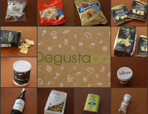 Degustabox di Novembre