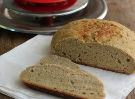 Pane di grano duro con Magic Cooker
