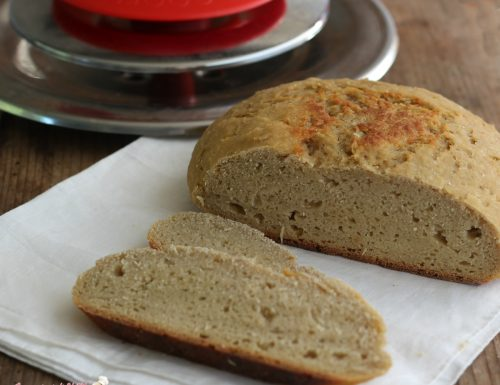 Pane di grano duro con Magic Cooker